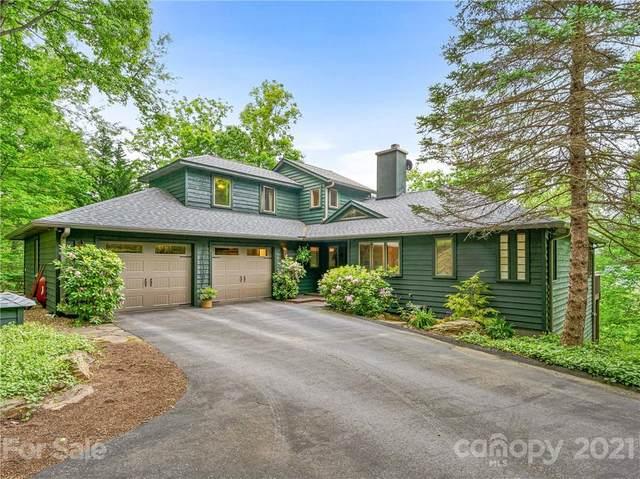 7 Mountain Chateau Lane, Asheville, NC 28804 (#3743823) :: Modern Mountain Real Estate