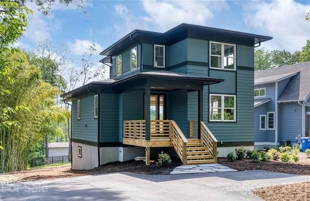 45 Cisco Road, Asheville, NC 28805 (#3743852) :: Modern Mountain Real Estate