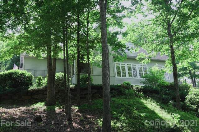3206 Lake Adger Parkway, Mill Spring, NC 28756 (#3743873) :: BluAxis Realty