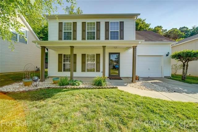 5845 Greenway Vista Lane #11, Charlotte, NC 28216 (#3743880) :: BluAxis Realty