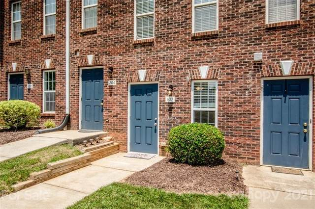 113 Steam Engine Drive #107, Mooresville, NC 28115 (#3743924) :: IDEAL Realty