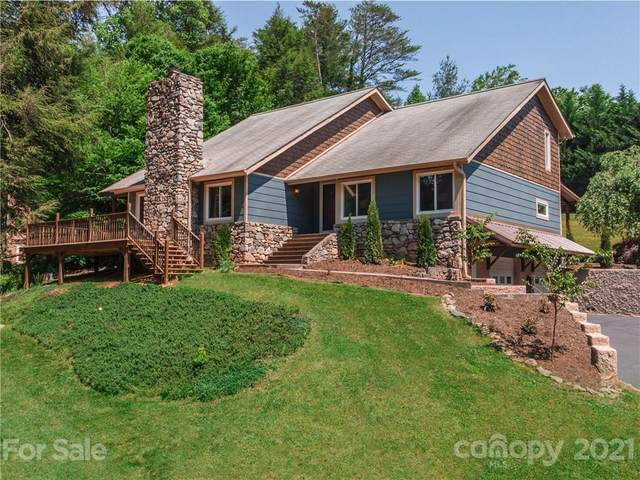3 Knollwood Place, Asheville, NC 28804 (MLS #3743963) :: RE/MAX Journey