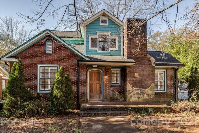 2500 E 7th Street, Charlotte, NC 28204 (#3744015) :: Odell Realty