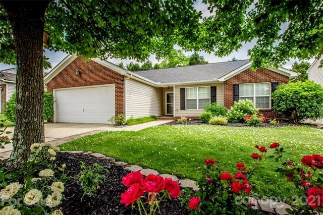 126 Bosburg Drive, Mooresville, NC 28115 (#3744177) :: Caulder Realty and Land Co.