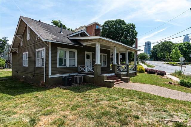 1000 W 4th St Extension, Charlotte, NC 28202 (#3744184) :: Exit Realty Vistas