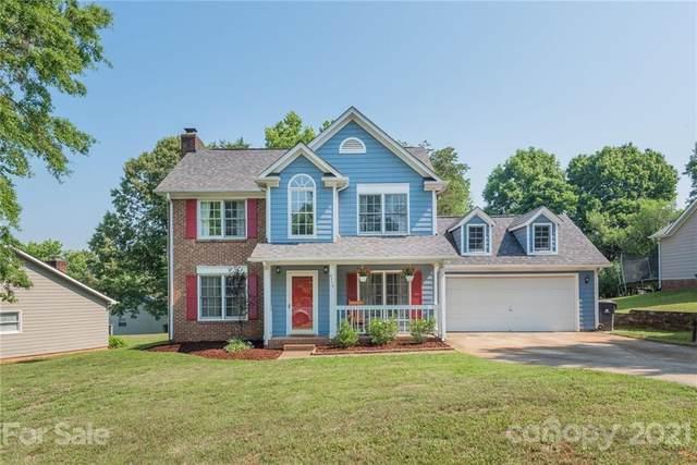 8712 Kishorn Court, Charlotte, NC 28215 (#3744220) :: Caulder Realty and Land Co.