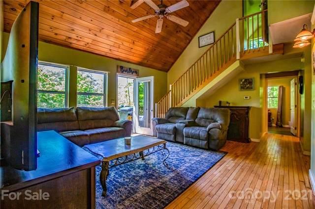 435 Sidewinder Drive, Green Mountain, NC 28740 (#3744237) :: Carver Pressley, REALTORS®
