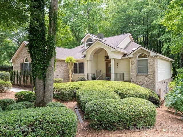 314 Croydon Drive, Hendersonville, NC 28791 (#3744241) :: Cloninger Properties