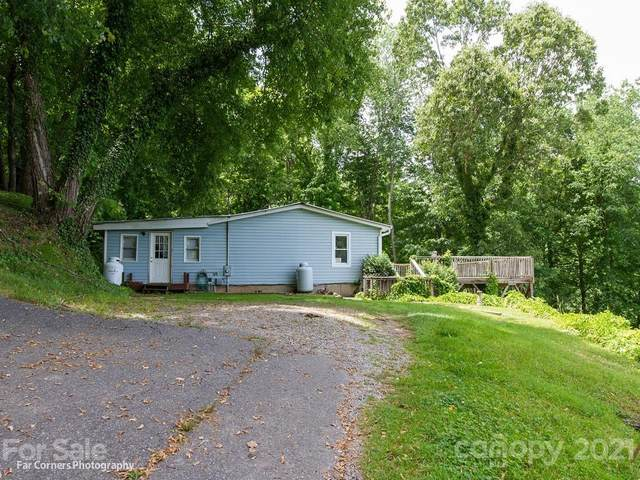 54 Allison View, Waynesville, NC 28786 (#3744242) :: High Vistas Realty