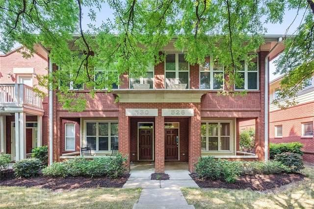 526 E 9th Street, Charlotte, NC 28202 (#3744244) :: Carlyle Properties