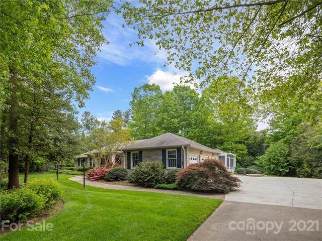 2 Bent Oak Lane, Asheville, NC 28803 (#3744259) :: Stephen Cooley Real Estate Group