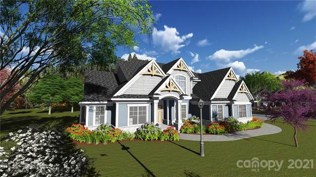 195 Bloomingdale Drive #7, Fletcher, NC 28732 (#3744270) :: LePage Johnson Realty Group, LLC
