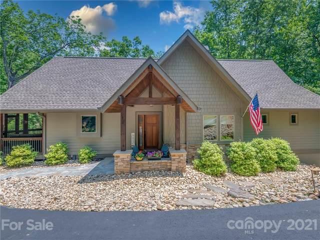438 Lakewood Drive, Lake Lure, NC 28746 (#3744312) :: Willow Oak, REALTORS®