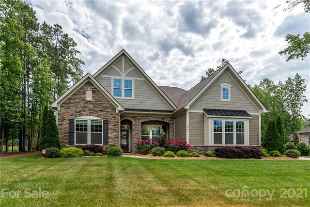 2018 Donovan Drive, Matthews, NC 28104 (#3744331) :: Stephen Cooley Real Estate Group
