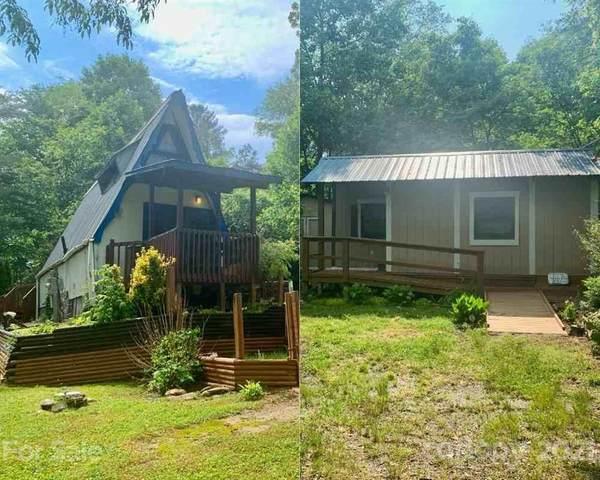 350 Village Road, Fairview, NC 28730 (#3744358) :: Modern Mountain Real Estate