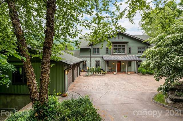 39 Oxbow Crossing, Weaverville, NC 28787 (#3744374) :: Premier Realty NC