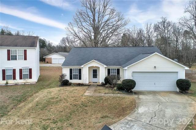 8602 Sutherlin Forest Court, Charlotte, NC 28215 (#3744419) :: Keller Williams South Park