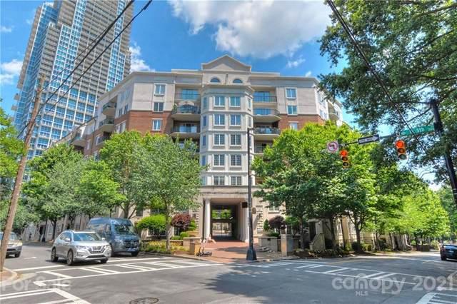 300 5th Street, Charlotte, NC 28202 (#3744426) :: Cloninger Properties