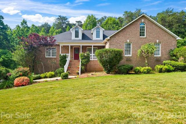 5815 Kingsway Boulevard, Hickory, NC 28602 (#3744467) :: The Mitchell Team