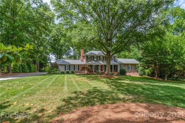 124 Weddington Church Road, Waxhaw, NC 28173 (#3744484) :: Austin Barnett Realty, LLC