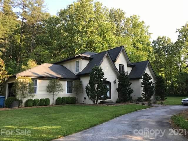 2602 Old Kanuga Road, Hendersonville, NC 28739 (#3744515) :: Modern Mountain Real Estate