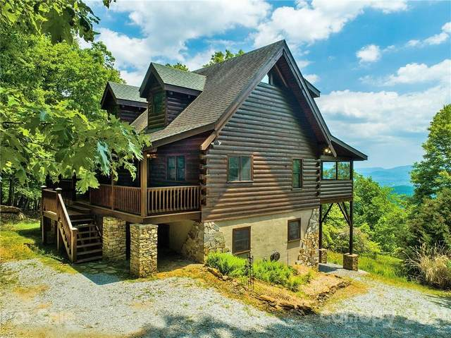 27 N Forge Crest Drive, Mills River, NC 28759 (#3744530) :: Modern Mountain Real Estate