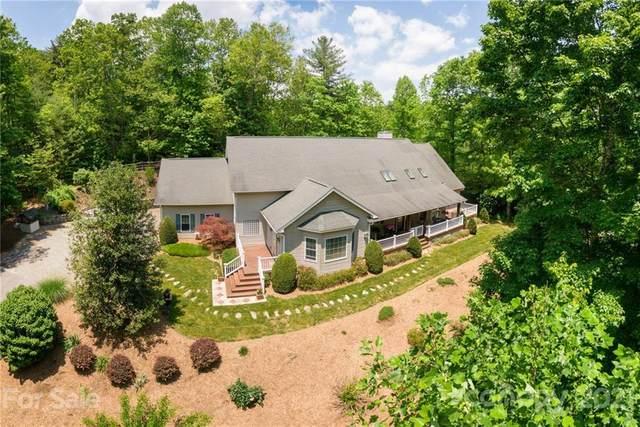 49 Indian Ridge Trail, Hendersonville, NC 28739 (#3744620) :: Carlyle Properties