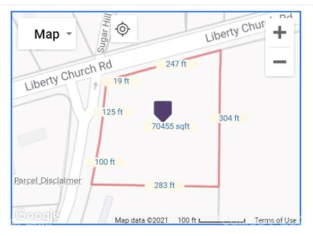 21 Wellman Road, Hiddenite, NC 28636 (#3744646) :: Carmen Miller Group