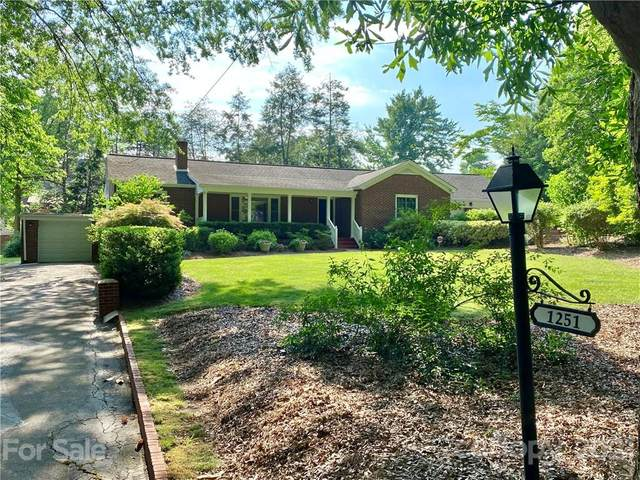 1251 9th Street NW, Hickory, NC 28601 (#3744660) :: Exit Realty Vistas