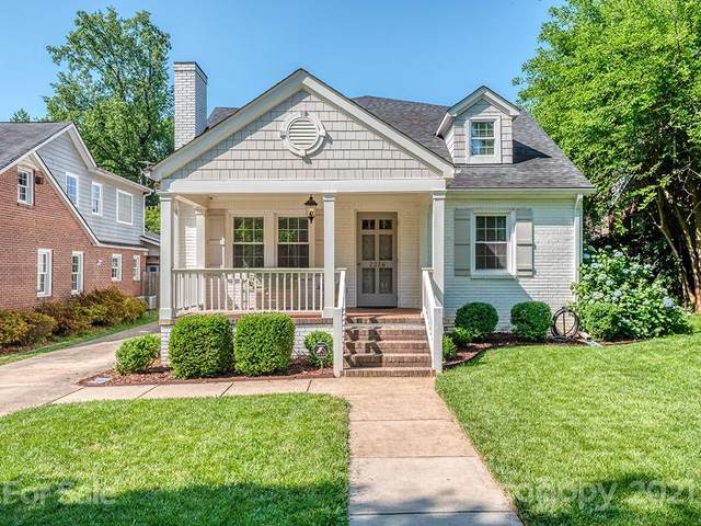 2236 Chesterfield Avenue, Charlotte, NC 28205 (#3744697) :: Carlyle Properties
