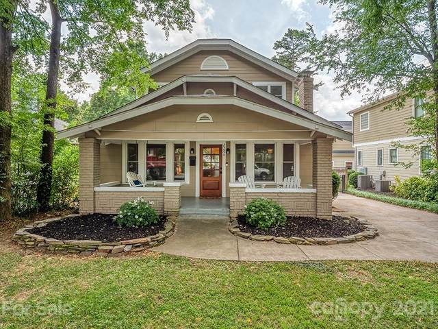 2204 Shenandoah Avenue, Charlotte, NC 28205 (#3744706) :: Carlyle Properties