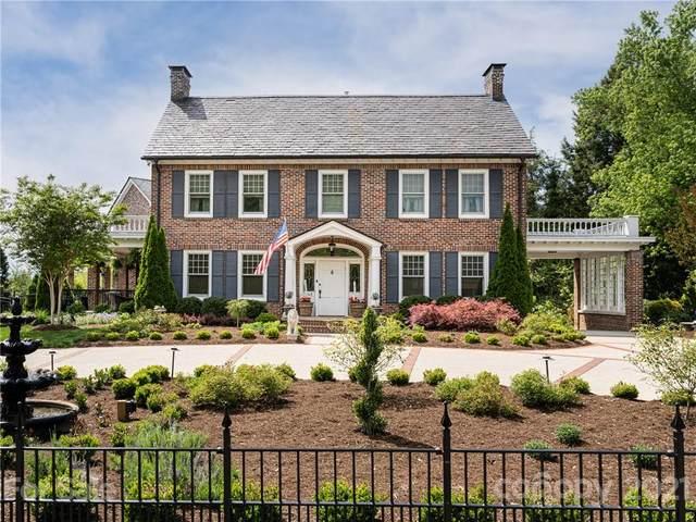 345 Midland Drive, Asheville, NC 28804 (#3744756) :: Briggs American Homes