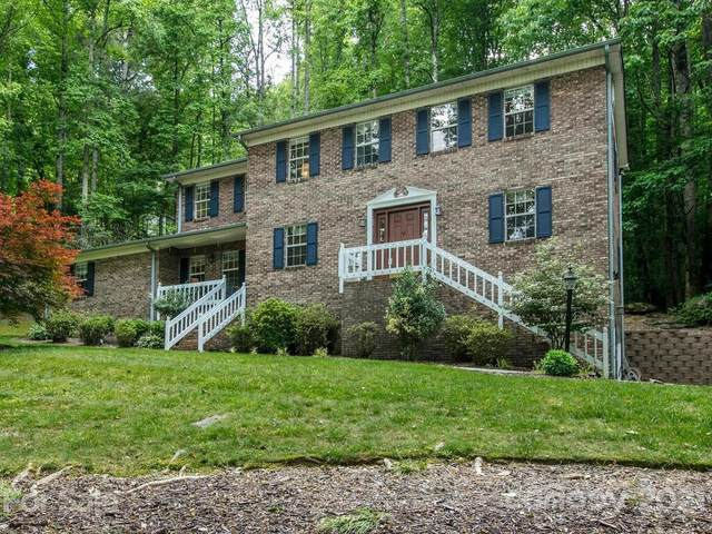 613 Downing Court, Hendersonville, NC 28739 (#3744778) :: Modern Mountain Real Estate