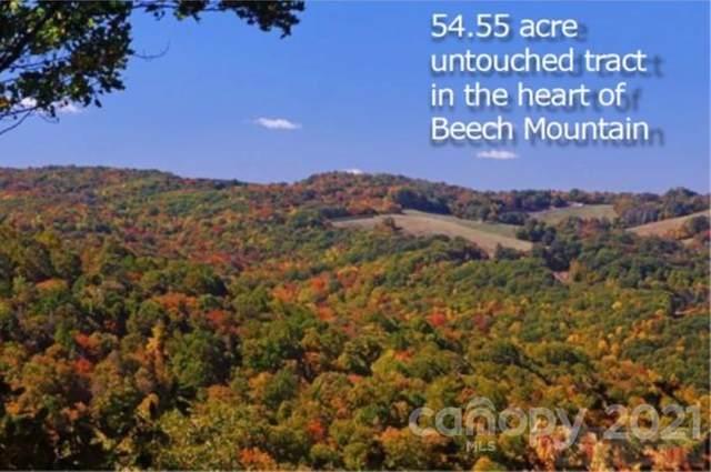 0 Pine Ridge Road, Beech Mountain, NC 28604 (#3744780) :: BluAxis Realty