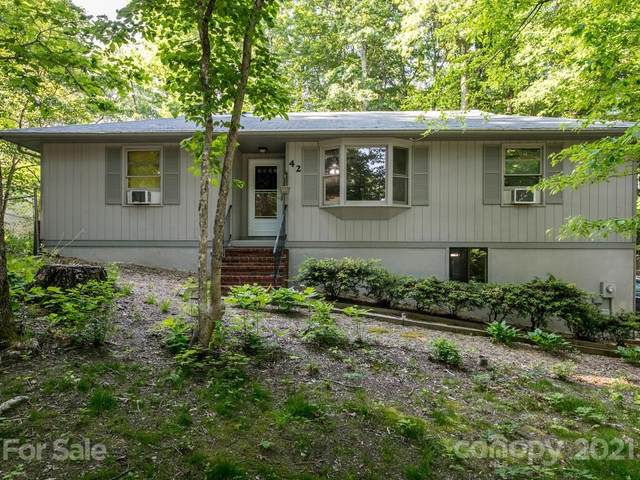 42 Grey Fox Trail, Hendersonville, NC 28739 (#3744864) :: BluAxis Realty