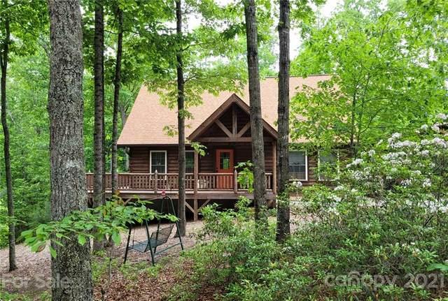 85 East Ridge Drive, Nebo, NC 28761 (#3744936) :: Rhonda Wood Realty Group