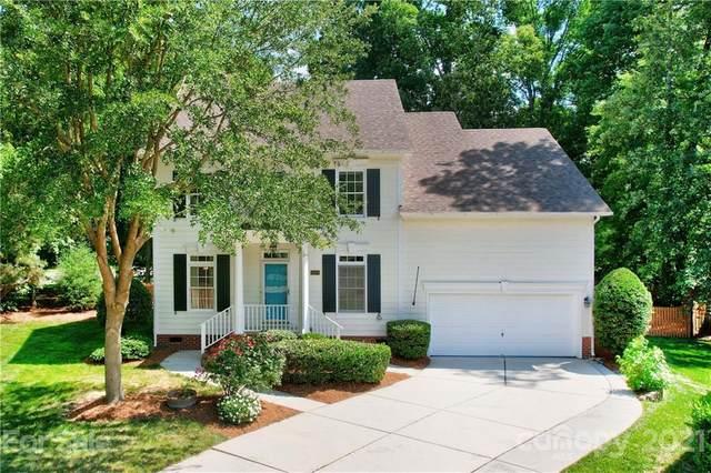 15805 Cordelia Oaks Lane, Huntersville, NC 28078 (#3745033) :: Exit Realty Vistas