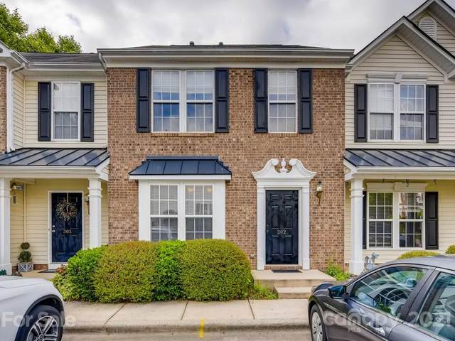 1965 Charlotte Highway #302, Mooresville, NC 28115 (#3745064) :: BluAxis Realty