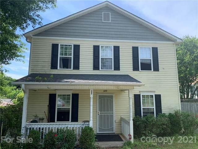 3210 Reid Avenue 5-7, Charlotte, NC 28208 (#3745260) :: Bigach2Follow with Keller Williams Realty