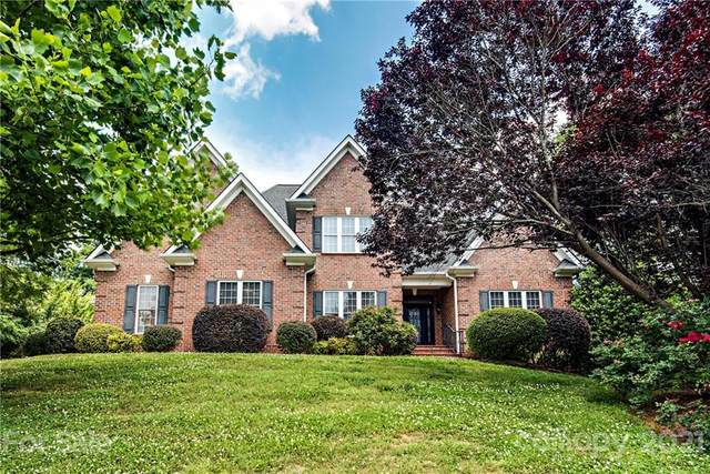 126 43rd Avenue Drive NW, Hickory, NC 28601 (#3745294) :: The Allen Team