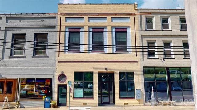 82 S Main Street, Marshall, NC 28753 (#3745345) :: BluAxis Realty