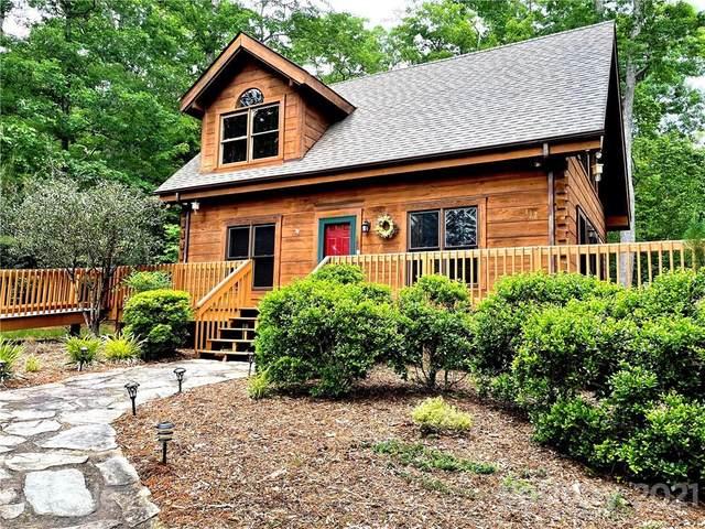 117 Laurel Lakes Parkway, Lake Lure, NC 28746 (#3745403) :: Homes with Keeley | RE/MAX Executive