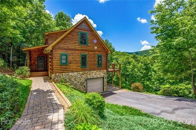 78 Rainbow Falls Trail, Black Mountain, NC 28711 (#3745427) :: LePage Johnson Realty Group, LLC