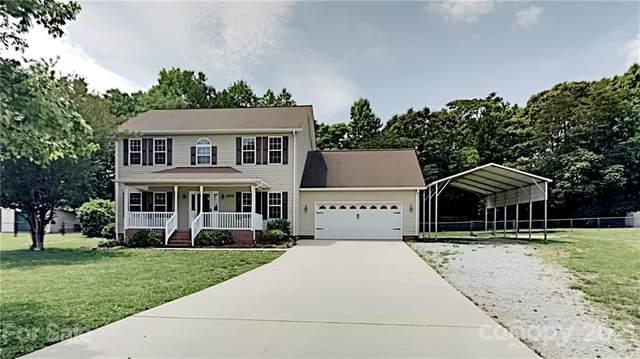 2870 Hill Top Drive, Salisbury, NC 28147 (#3745456) :: Cloninger Properties