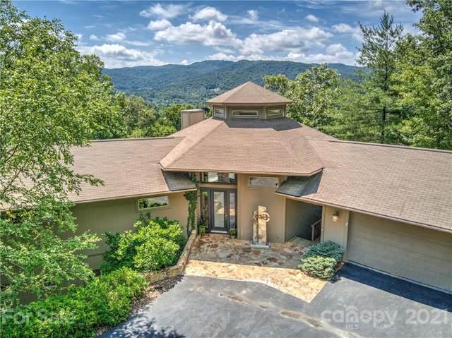 7 High Meadow Drive, Weaverville, NC 28787 (#3745483) :: MartinGroup Properties