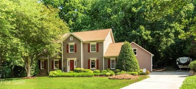 7248 Cobblecreek Drive, Matthews, NC 28104 (#3745486) :: Homes with Keeley | RE/MAX Executive