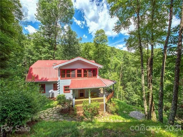 1933 Laurel Ridge Road, Maggie Valley, NC 28751 (#3745530) :: Cloninger Properties