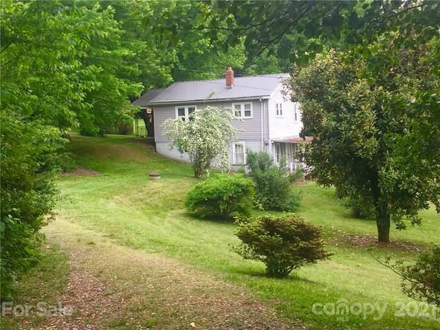 296 Herron Cove Road, Weaverville, NC 28787 (#3745570) :: Modern Mountain Real Estate