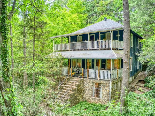 40 Wells Road, Waynesville, NC 28785 (#3745861) :: Homes with Keeley | RE/MAX Executive