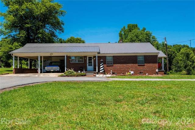 6952 Berea Avenue Extension N/A, Connelly Springs, NC 28612 (#3745895) :: Caulder Realty and Land Co.